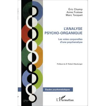 Ouvrage L'Analyse Psycho-Organique